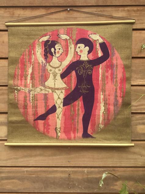 #vintage #vægophæng #trykpålærred#vægtæppe#vægkunst#walltapestry#wallhanging #hansjurgenschobel#hansjürgenschöbel #sødahl#södahlvintage #midmod