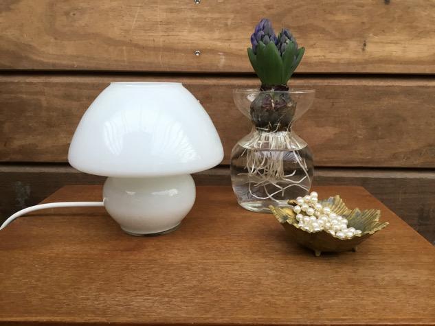 #mushroomlamp#mushroomlampsmushroomlampe#holmegaardglasværk#holmegaardglas#odreco#odrecolampe#vintage #vintageglas #midmod#interiør #boligindretning #tilsalg#sælges #forsale #genbrug#indretmedgenbrug #paulinekdk #vejle