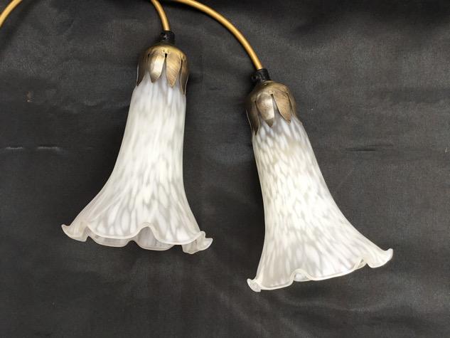 #pendel #belysning #opalglas#tulipanlampe#muranolampe#muranoglass#messing #vintage #loftlampe#vintagelamp #retro #danishdesign#midmod #interiør #indretning#boligindretning #tilsalg #sælges #forsale#paulinekdk #vejle